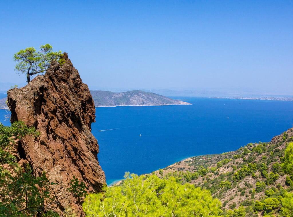 Volcano - Panorama Apartments - Methana Greece